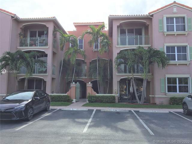 6630 NW 114th Ave #1536, Doral, FL 33178 (MLS #A10876594) :: Prestige Realty Group