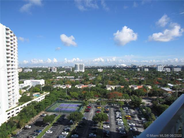 2451 Brickell Ave 18K, Miami, FL 33129 (MLS #A10876649) :: Ray De Leon with One Sotheby's International Realty