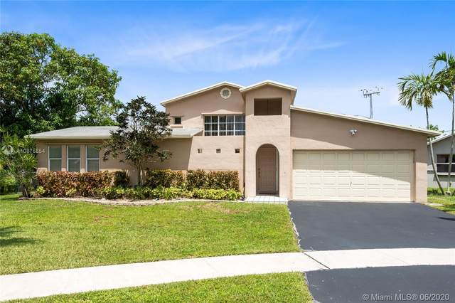 4689 NW 99th Ter, Sunrise, FL 33351 (MLS #A10876654) :: Castelli Real Estate Services