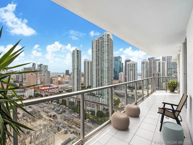 185 SW 7th St #2703, Miami, FL 33130 (MLS #A10876655) :: Berkshire Hathaway HomeServices EWM Realty