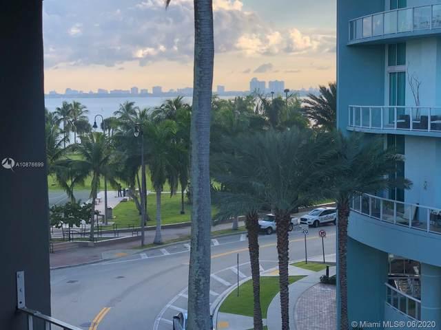 419 NE 19th St #503, Miami, FL 33132 (MLS #A10876699) :: The Rose Harris Group