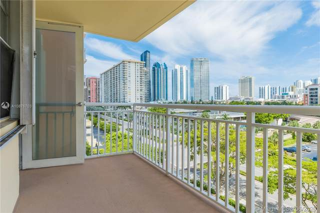 251 174th St #515, Sunny Isles Beach, FL 33160 (MLS #A10876703) :: United Realty Group