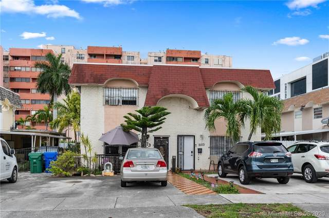 5071 NW 5th St, Miami, FL 33126 (MLS #A10876790) :: The Jack Coden Group