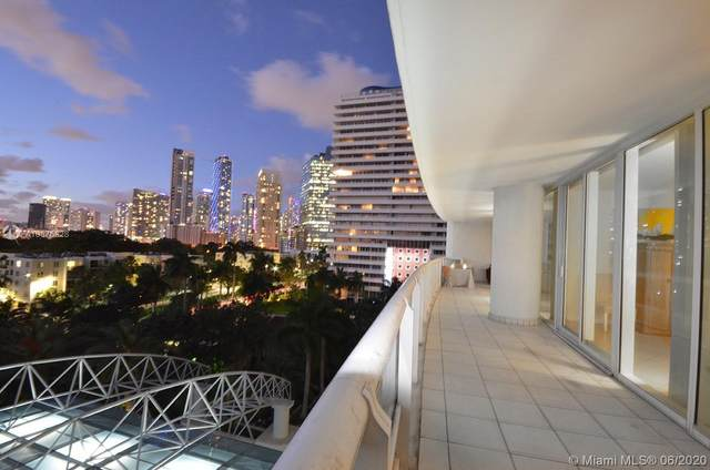 1643 Brickell Ave #906, Miami, FL 33129 (MLS #A10876828) :: Douglas Elliman