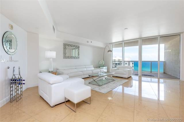 17201 Collins Ave #1107, Sunny Isles Beach, FL 33160 (MLS #A10876891) :: The Teri Arbogast Team at Keller Williams Partners SW