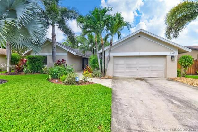 5380 NW 29th Ct, Margate, FL 33063 (MLS #A10876924) :: Berkshire Hathaway HomeServices EWM Realty