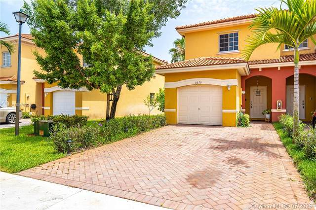 3620 NW 29th Ct, Lauderdale Lakes, FL 33311 (MLS #A10876936) :: THE BANNON GROUP at RE/MAX CONSULTANTS REALTY I