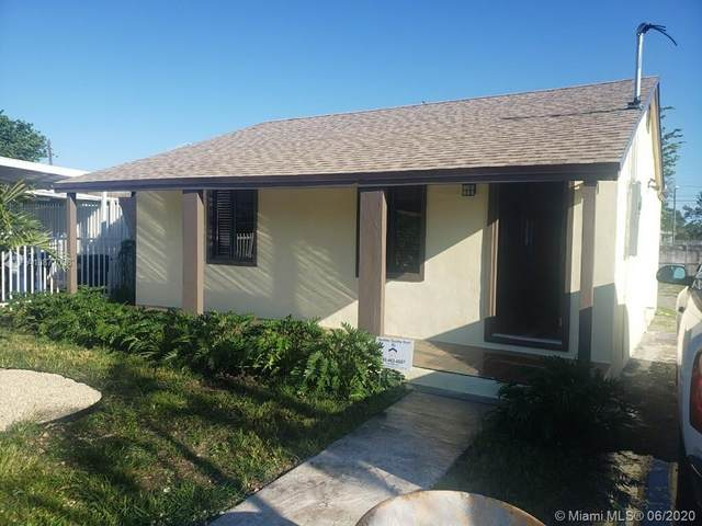 2470 NW 55th St, Miami, FL 33142 (MLS #A10877038) :: The Teri Arbogast Team at Keller Williams Partners SW