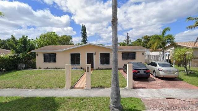 20110 NW 14th Ave, Miami Gardens, FL 33169 (MLS #A10877113) :: Grove Properties
