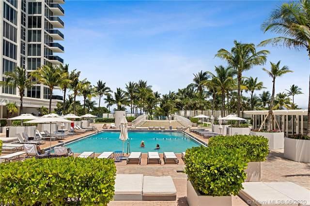 10275 Collins Avenue #207, Bal Harbour, FL 33154 (MLS #A10877166) :: Castelli Real Estate Services