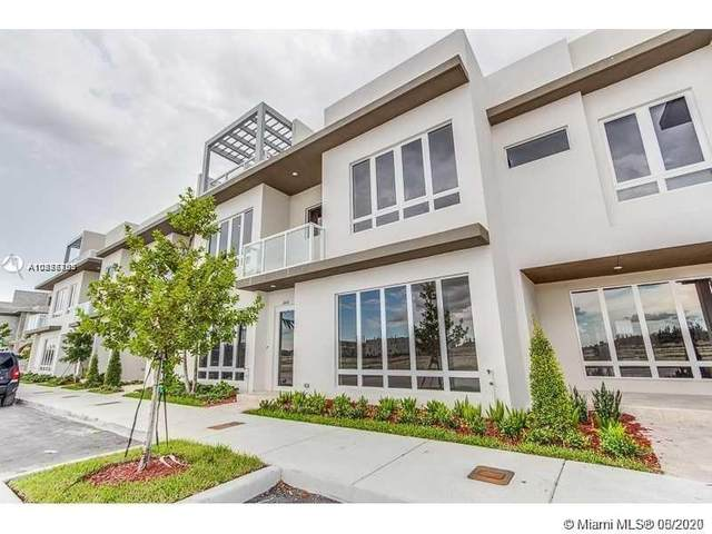6418 NW 104 COURT #6418, Doral, FL 33178 (MLS #A10877203) :: ONE Sotheby's International Realty