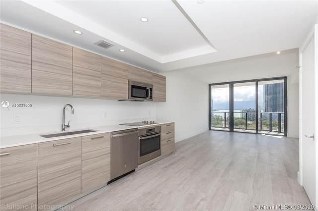 121 NE 34th St #1005, Miami, FL 33137 (MLS #A10877209) :: Grove Properties