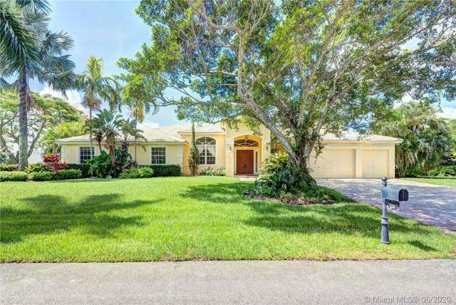 15242 SW 17th St, Davie, FL 33326 (MLS #A10877534) :: ONE | Sotheby's International Realty