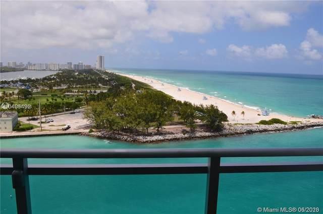 10295 Collins Av #1115, Bal Harbour, FL 33154 (MLS #A10877566) :: Berkshire Hathaway HomeServices EWM Realty
