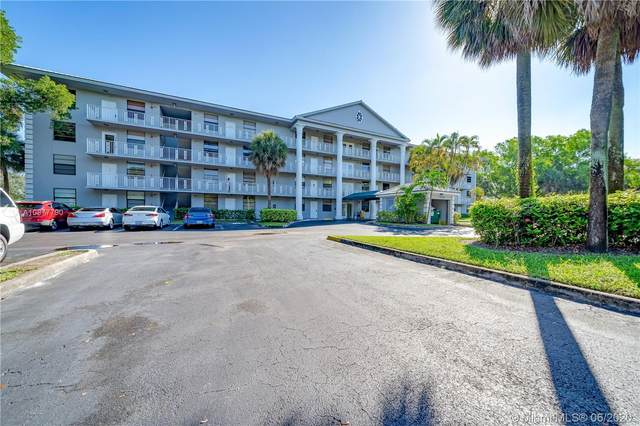 1508 Whitehall Dr #205, Davie, FL 33324 (MLS #A10877790) :: Castelli Real Estate Services