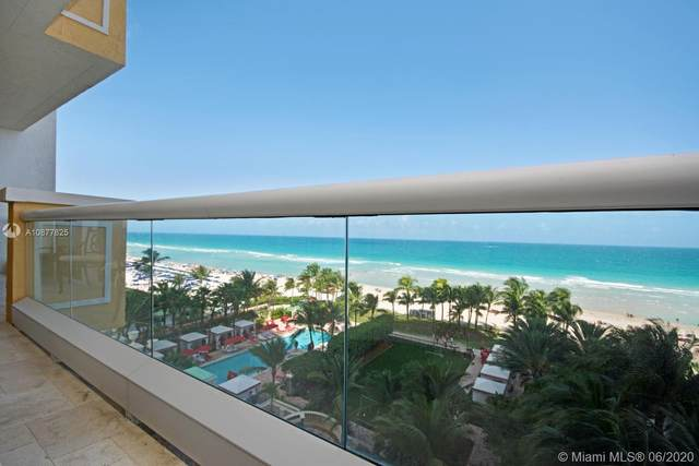 17875 Collins Ave #702, Sunny Isles Beach, FL 33160 (MLS #A10877825) :: The Riley Smith Group