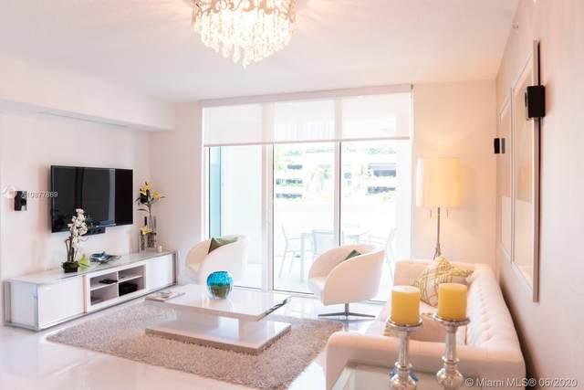 250 Sunny Isles Blvd Th-207, Sunny Isles Beach, FL 33160 (MLS #A10877869) :: Berkshire Hathaway HomeServices EWM Realty