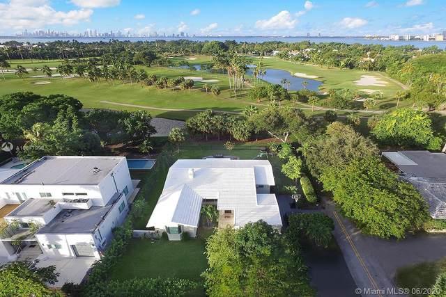 6060 La Gorce Dr, Miami Beach, FL 33140 (MLS #A10877998) :: The Riley Smith Group