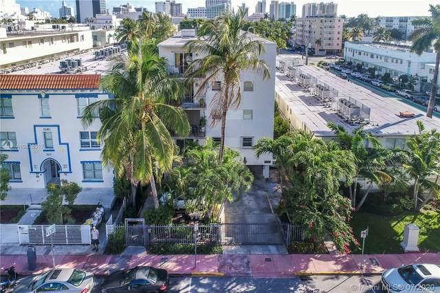 1605 Meridian Ave #401, Miami Beach, FL 33139 (MLS #A10878017) :: Prestige Realty Group