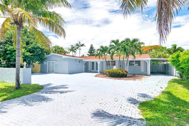 1641 NE 56th Ct, Fort Lauderdale, FL 33334 (MLS #A10878083) :: The Jack Coden Group