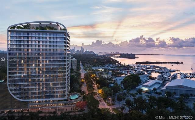2655 South Bayshore Dr #1107, Coconut Grove, FL 33133 (MLS #A10878099) :: Berkshire Hathaway HomeServices EWM Realty