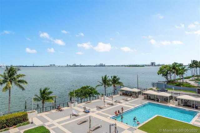 600 NE 36th St #420, Miami, FL 33137 (MLS #A10878108) :: The Riley Smith Group