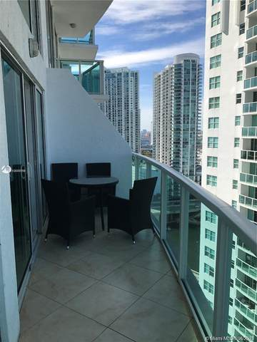 41 SE 5th St #1307, Miami, FL 33131 (MLS #A10878119) :: Ray De Leon with One Sotheby's International Realty