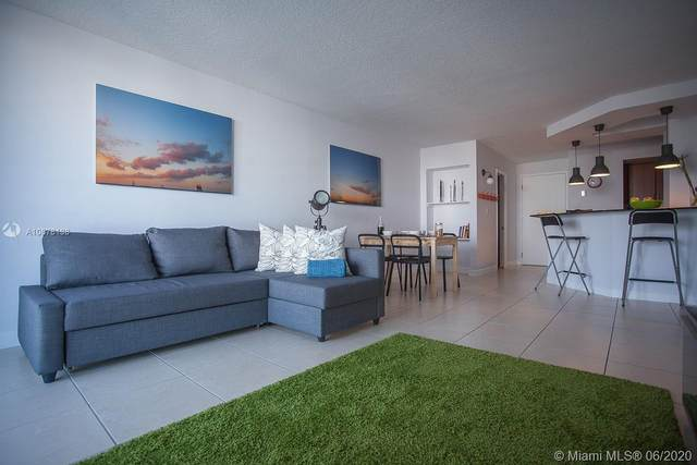 6917 Collins Ave #624, Miami Beach, FL 33141 (MLS #A10878138) :: Re/Max PowerPro Realty