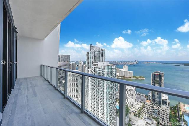 1010 Brickell Ave #4803, Miami, FL 33131 (MLS #A10878162) :: Prestige Realty Group
