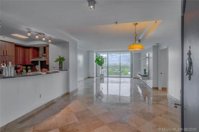 3400 SW 27th Ave #906, Miami, FL 33133 (MLS #A10878198) :: The Pearl Realty Group