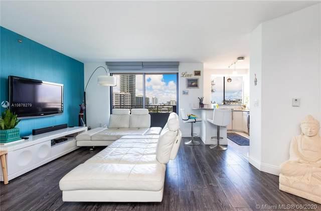 1330 West Ave #911, Miami Beach, FL 33139 (MLS #A10878279) :: Castelli Real Estate Services