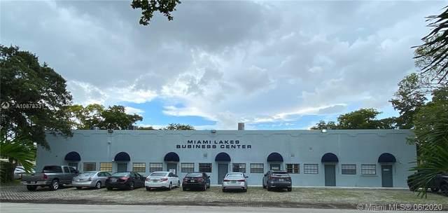 15201-21 15201 Nw 60th Ave, Miami Lakes, FL 33014 (MLS #A10878331) :: Albert Garcia Team