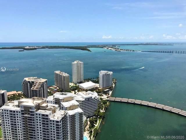 465 Brickell Ave #5501, Miami, FL 33131 (MLS #A10878338) :: Prestige Realty Group