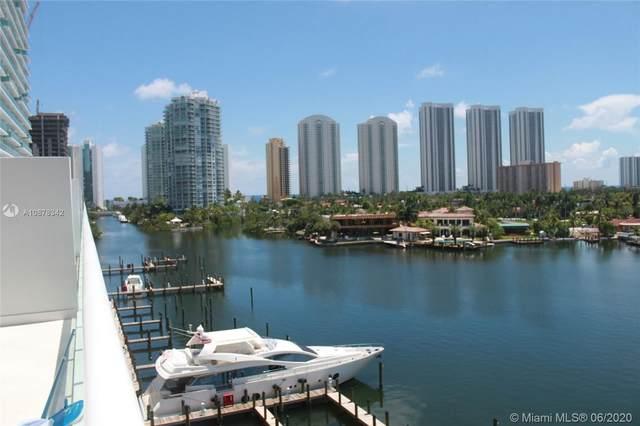 400 Sunny Isles Blvd #602, Sunny Isles Beach, FL 33160 (MLS #A10878342) :: The Pearl Realty Group