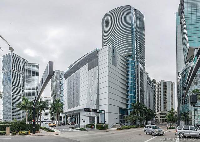 200 Biscayne Boulevard Way #3711, Miami, FL 33131 (MLS #A10878412) :: Berkshire Hathaway HomeServices EWM Realty