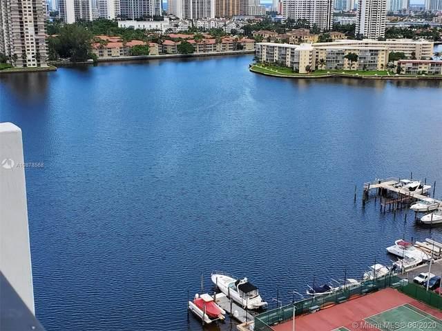 2780 NE 183rd St #2004, Aventura, FL 33160 (MLS #A10878568) :: Green Realty Properties