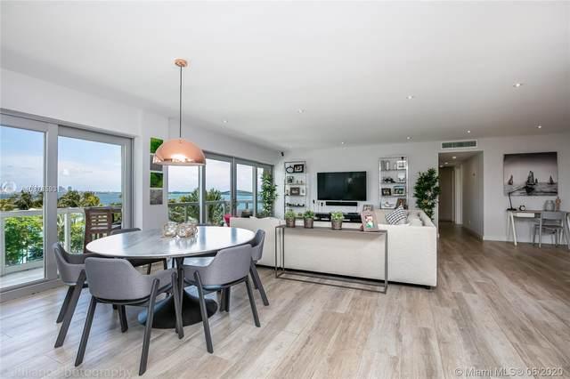 2451 Brickell Av 5EF, Miami, FL 33129 (MLS #A10878593) :: Ray De Leon with One Sotheby's International Realty