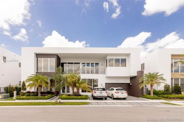 10305 NW 75th Ter, Doral, FL 33178 (MLS #A10878632) :: Prestige Realty Group