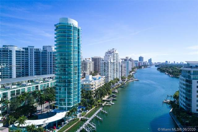 6000 Indian Creek Dr 18B, Miami Beach, FL 33140 (MLS #A10878674) :: Ray De Leon with One Sotheby's International Realty