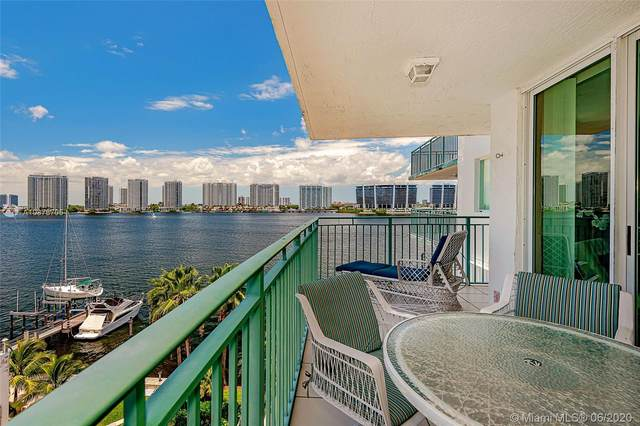 18000 N Bay Rd #601, Sunny Isles Beach, FL 33160 (MLS #A10878705) :: Ray De Leon with One Sotheby's International Realty