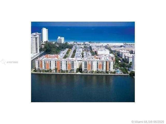 17100 N Bay Rd #1512, Sunny Isles Beach, FL 33160 (MLS #A10878863) :: Carole Smith Real Estate Team