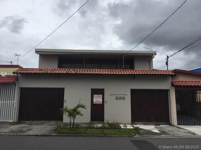3144 Avenida 30 Calle 27, Barrio Cã³rdoba, CR  (MLS #A10878932) :: Castelli Real Estate Services
