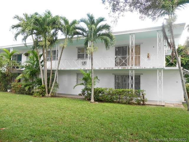 790 NE 91st St #4, Miami Shores, FL 33138 (MLS #A10878951) :: The Jack Coden Group