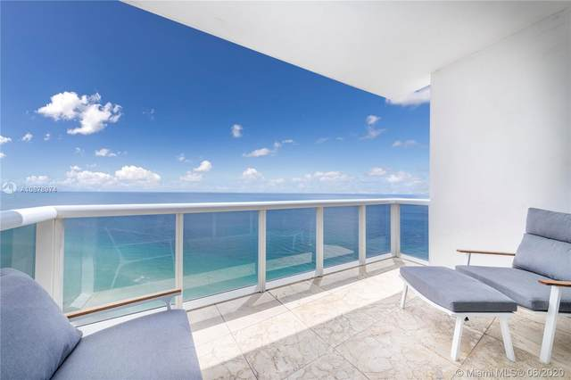 18201 Collins Ave #4908, Sunny Isles Beach, FL 33160 (MLS #A10878974) :: The Riley Smith Group