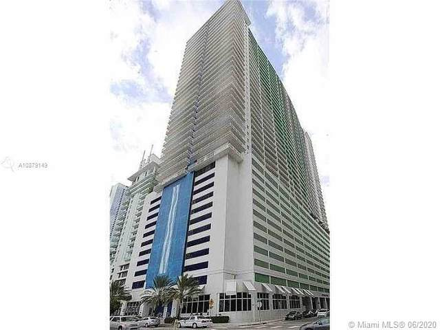 1200 Brickell Bay Dr #1821, Miami, FL 33131 (MLS #A10879149) :: The Howland Group