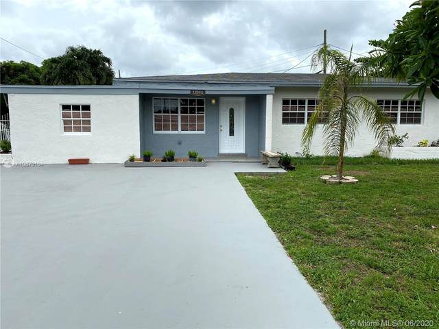 12965 NW 18th Ct, Miami, FL 33167 (MLS #A10879184) :: The Riley Smith Group