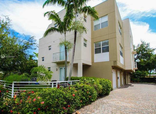 1212 NE 11th Ave #1212, Fort Lauderdale, FL 33304 (MLS #A10879250) :: The Teri Arbogast Team at Keller Williams Partners SW