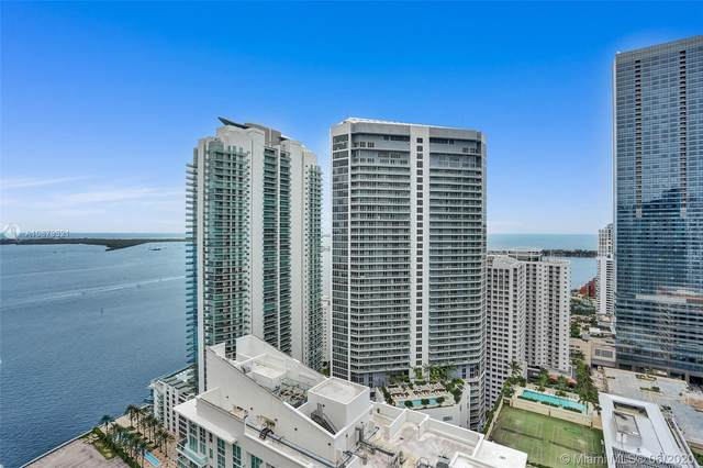 1200 Brickell Bay Dr #3919, Miami, FL 33131 (MLS #A10879321) :: The Howland Group