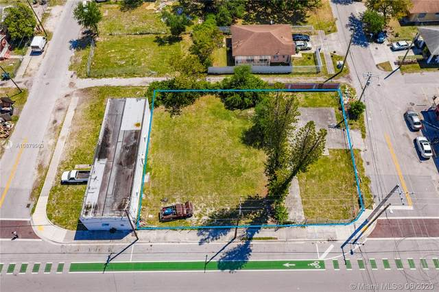 6943 NW 15th Ave, Miami, FL 33147 (MLS #A10879563) :: The Teri Arbogast Team at Keller Williams Partners SW