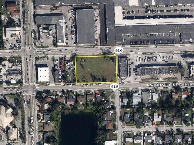 2121 NW 135th St, Opa-Locka, FL 33167 (MLS #A10879626) :: Compass FL LLC